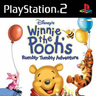 Disney's Winnie the Pooh's Rumbly Tumbly Adventure PS2 EU