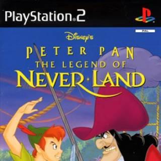 Disney's Peter Pan - The Legend Of Never Land PS2 EU