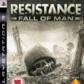 Resistance: Fall of Man PS3 UK