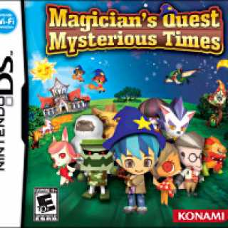 Magician's Quest: Mysterious Times US Box Art