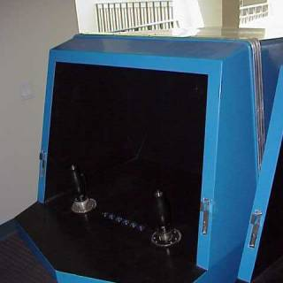 Galaxy Game, the first known arcade game