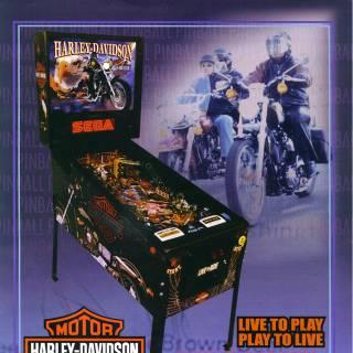 Harley Davidson flyer