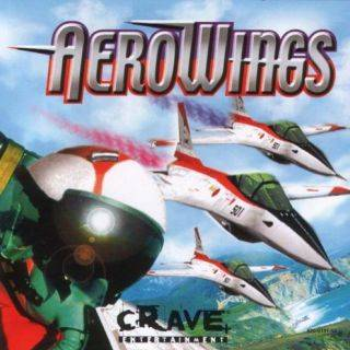 Box Art for Aerowings on the Dreamcast