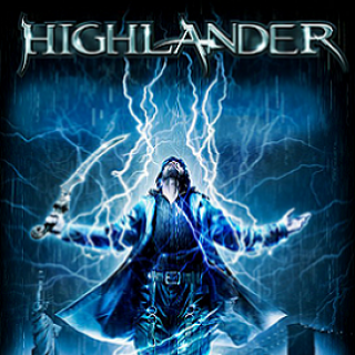 Highlander Official Box Art