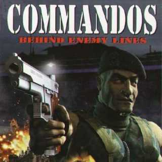 Commandos: BEL Box Cover