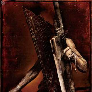 Pyramid Head in Homecoming