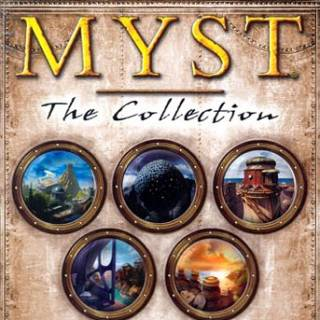 Myst: The Collection (UK Box)