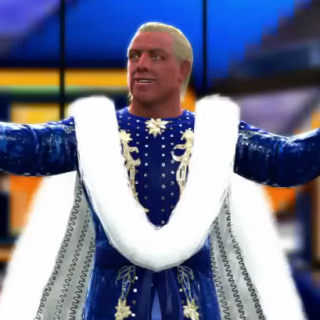Ric Flair in WWE 2K14