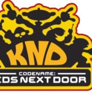 Codename: Kids Next Door Logo
