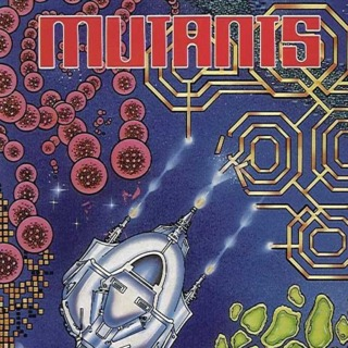 Mutants C64 Cover (US, Front)