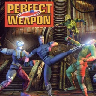 Perfect Weapon PC Cover (US, Front)