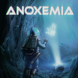 Anoxemia Xbox One Store Cover Art