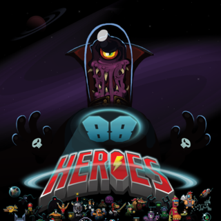 88 Heroes Cover Art (Xbox One Store)