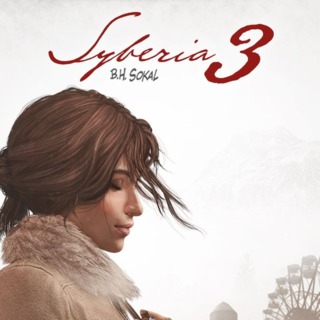 Syberia 3 Xbox One Store Cover Art