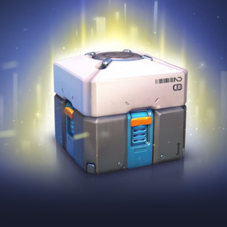 Loot Box From Overwatch