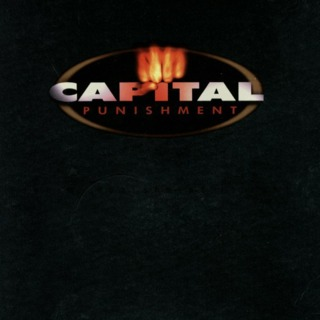 Captial Punishment Cover (Front)
