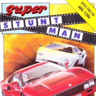 Super Stuntman Spectrum Cover (Front)
