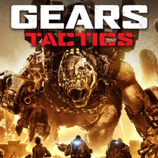 Gears Tactics Cover Art (Windows 10 Store)