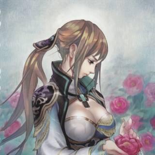 Wang Yuanji Character Art DW7