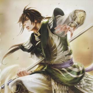 Jiang Wei Character Art DW7