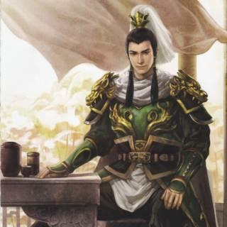 Liu Bei Character Art DW7