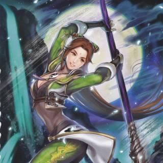 Yue Ying Character Art DW7
