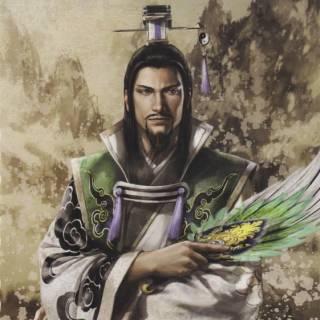 Zhuge Liang Character Art DW7