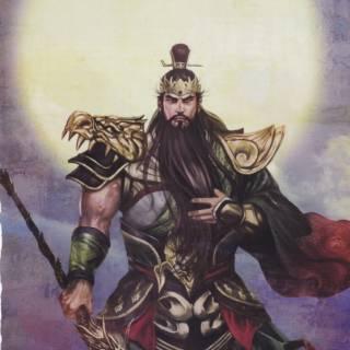 Guan Yu Character Art DW7