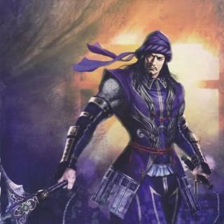Jia Xu Character Art DW7