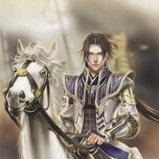 Cao Pi Character Art DW7