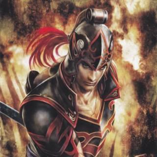 Zhou Tai Character Art DW7