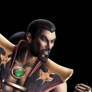 Shang Tsung Versus Screen MK9