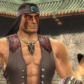 Story Mode Chapter 3: Scorpion