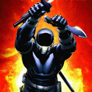 Snake Eyes Cobra Civil War 6