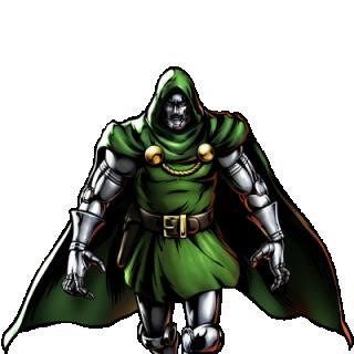 UMvC3 Doom