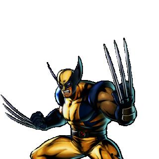UMvC3 Wolverine