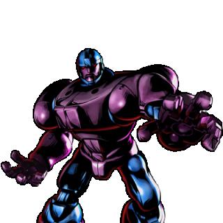 UMvC3 Sentinel