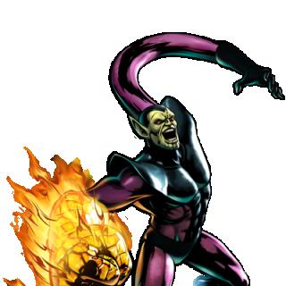 UMvC3 Super Skrull