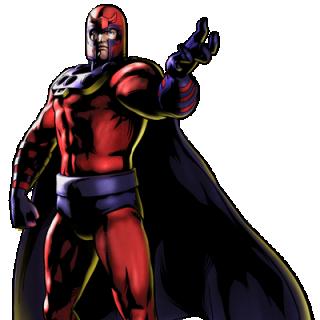UMvC3 Magneto