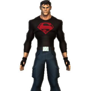 YJ Legacy Superboy