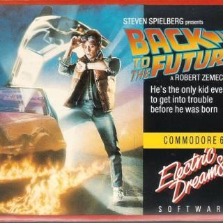 C64 front cassette cover