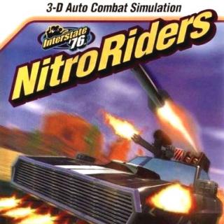 Interstate '76 Nitro Riders Box Art