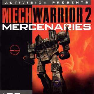 MechWarrior 2: Mercenaries Box Art