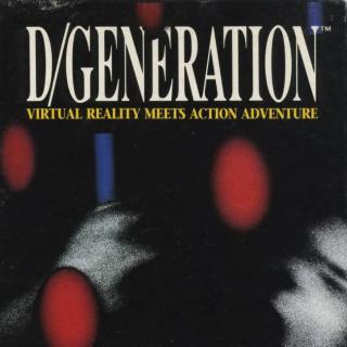 D/Generation Box Art