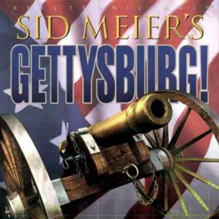 Sid Meier's Gettysburg! Box Art - Union