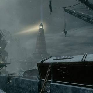 Call of the Dead (Main Image of Map)