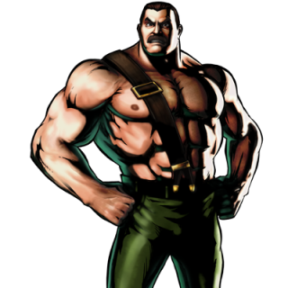 Mike Haggar UMVC3