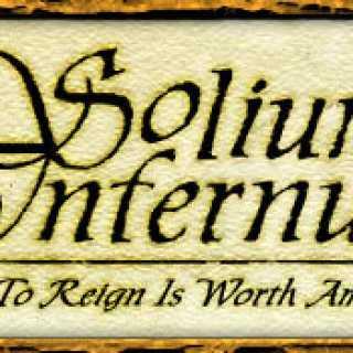 Solium Infernum logo
