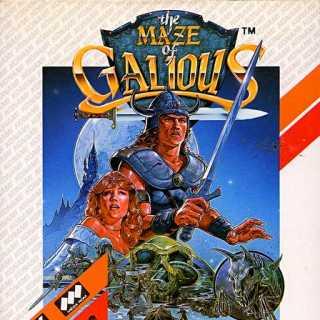 Box art (MSX version)