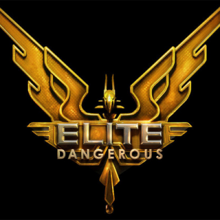 Elite: Dangerous cover art.